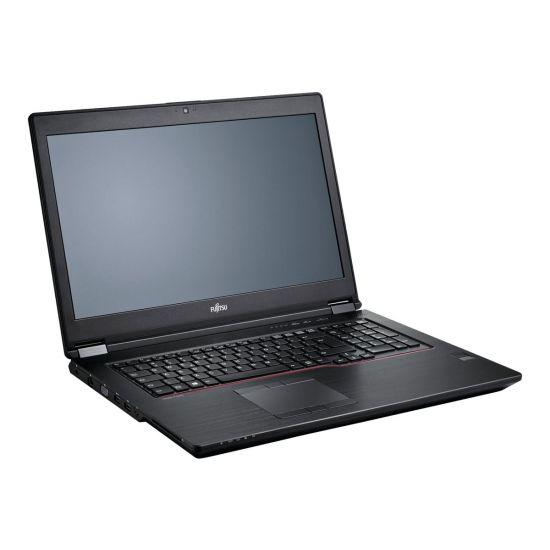 "Fujitsu CELSIUS Mobile H970 - Intel Core i7 (7. Gen) 7820HQ - 16 GB DDR4 - 256 GB SSD - (M.2) PCIe - NVIDIA Quadro P3000 / Intel HD Graphics 630 6GB - 17.3"""
