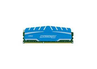 Ballistix Sport XT &#45 16GB: 4x4GB &#45 DDR3 &#45 1600MHz &#45 DIMM 240-pin