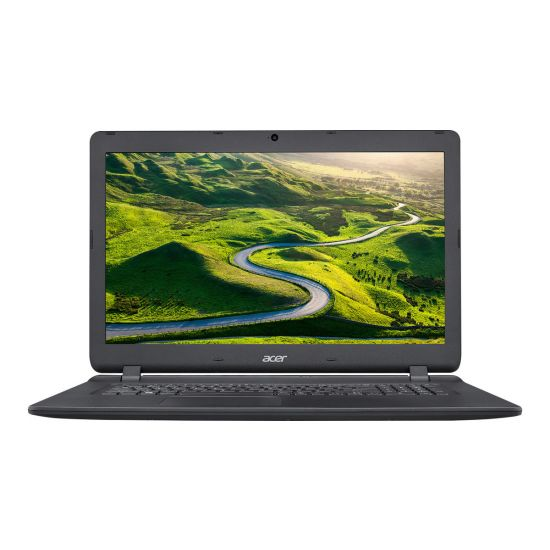 Acer Aspire ES 17 ES1-732-C02F - Intel Celeron N3450 / 1.1 GHz - 8 GB DDR3L - 256 GB SSD - Intel HD Graphics 500 - 17.3""