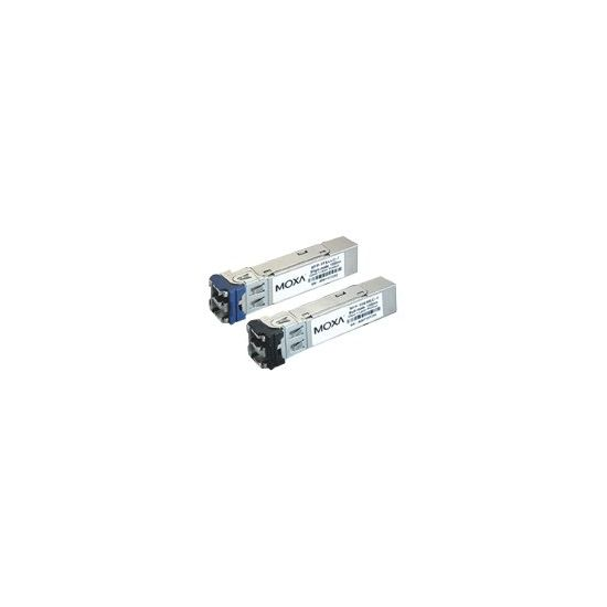 Moxa SFP-1FEMLC-T - SFP (mini-GBIC) transceiver modul - 100Mb LAN