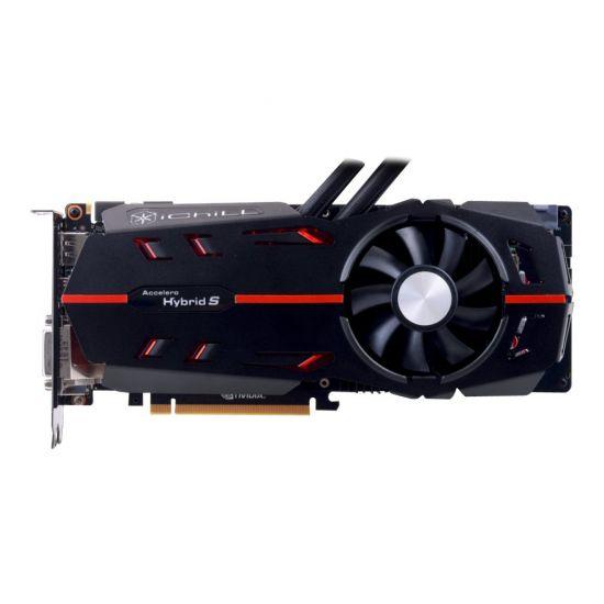 Inno3D iChiLL GeForce GTX 1080 Black &#45 NVIDIA GTX1080 &#45 8GB GDDR5X - PCI Express 3.0 x16