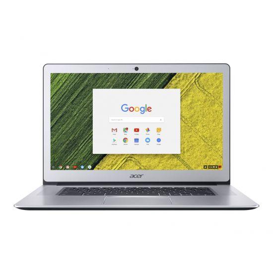 "Acer Chromebook 15 CB515-1H-C019 - 15.6"" - Celeron N3350 - 4 GB RAM - 32 GB SSD - Nordisk"