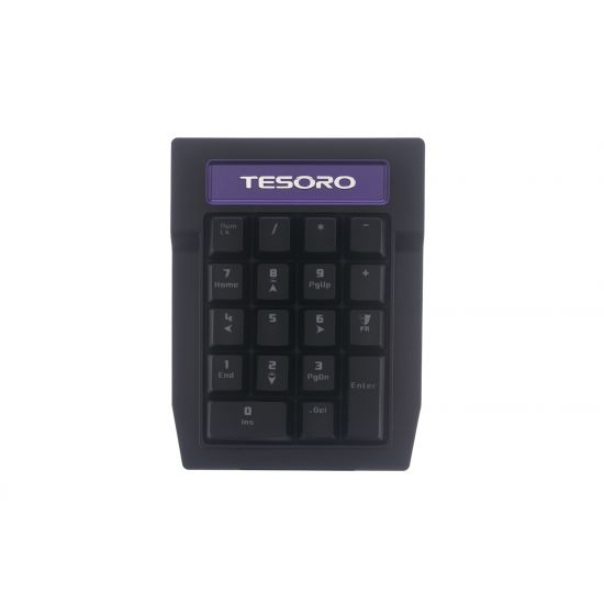 Tesoro Tizona Numpad G2NP - Black Kailh Switch