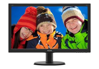 "Philips V-line 240V5QDSB &#45 WLED 24"" ADS-IPS"