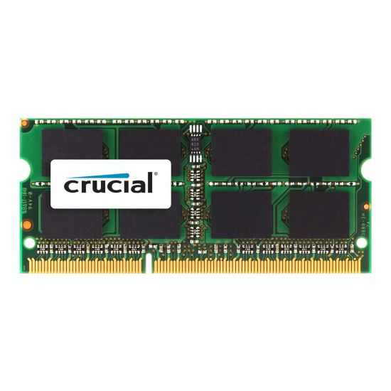 Crucial &#45 4GB &#45 DDR3 &#45 1066MHz &#45 SO DIMM 204-PIN - CL7