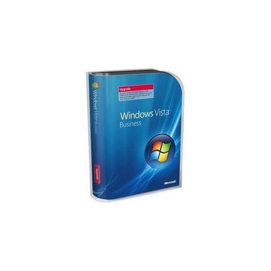 Microsoft Windows Vista Business - bokspakke (opgradering)