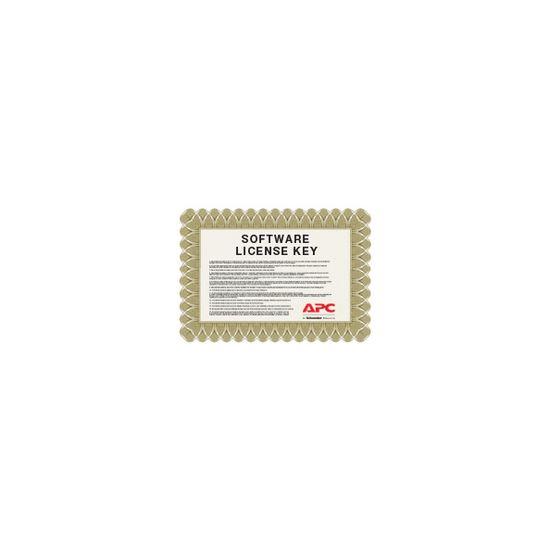 StruxureWare Central Virtual Machine Activation Key - licens - 1 licens