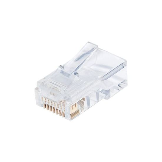 Intellinet Pro Line Modular Plugs - netværk-konnektor