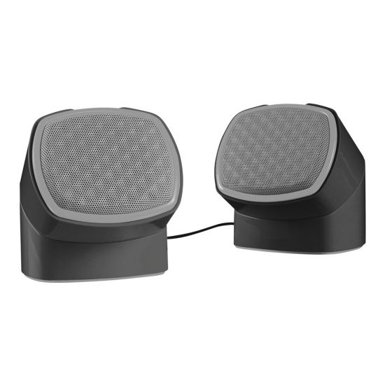 Trust Twizt Rotating 2.0 Speaker Set - højttalere - til PC