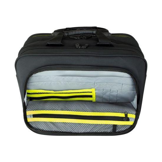 Targus CityGear Topload Laptop Case With Printer Section - bæretaske til notebook