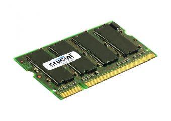 Crucial &#45 1GB &#45 DDR &#45 400MHz &#45 SO DIMM 200-PIN