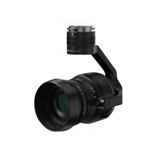 DJI Zenmuse X5S - kamera med kardanled