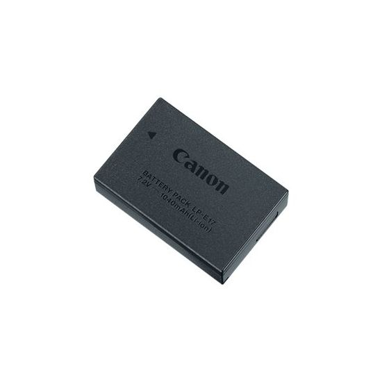 Canon LP-E17 - kamerabatteri - Li-Ion