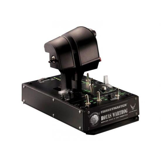 Thrustmaster HOTAS Warthog Dual - speeder - kabling