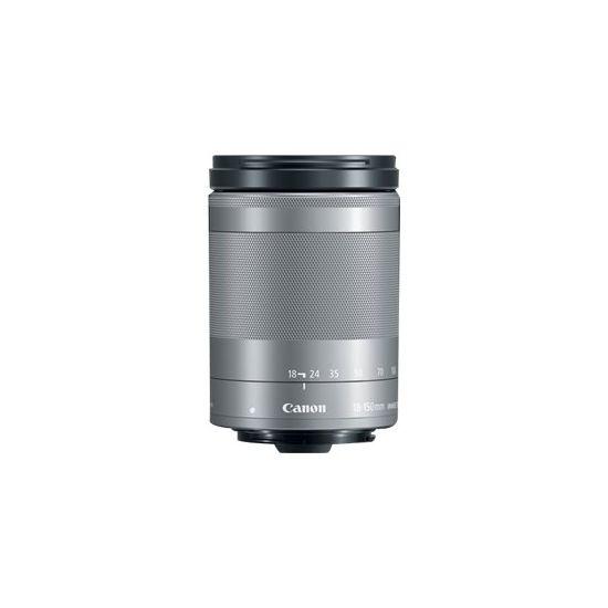 Canon EF-M zoomobjektiv - 18 mm - 150 mm