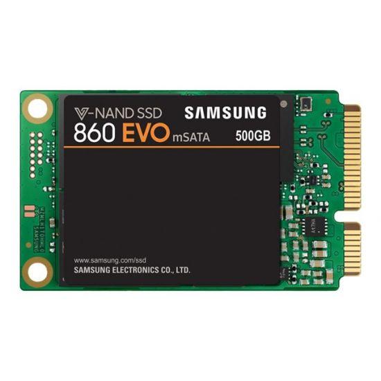 Samsung 860 EVO MZ-M6E500BW &#45 500GB - SATA 6 Gb/s