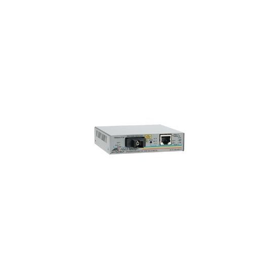 Allied Telesis AT FS238A/1 - fibermedieomformer - 10Mb LAN, 100Mb LAN