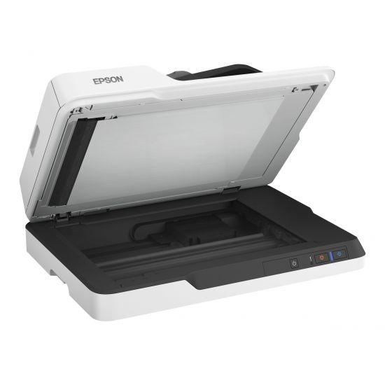 Epson WorkForce DS-1630 - dokumentscanner - desktopmodel - USB 3.0