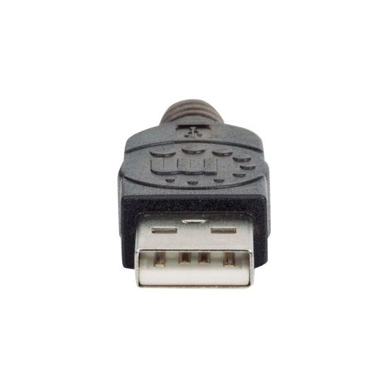 Manhattan Hi-Speed USB 2.0 Active Extension Cable - USB-forlængerkabel - USB 2.0