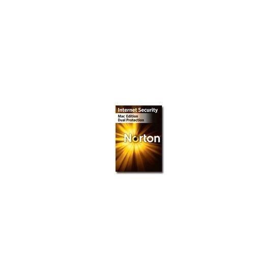 Norton Internet Security Dual Protection For Mac - bokspakke