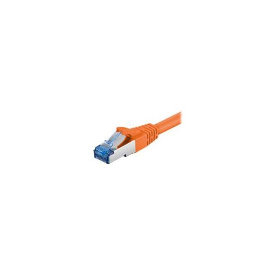 MicroConnect netværkskabel - 3 m - orange
