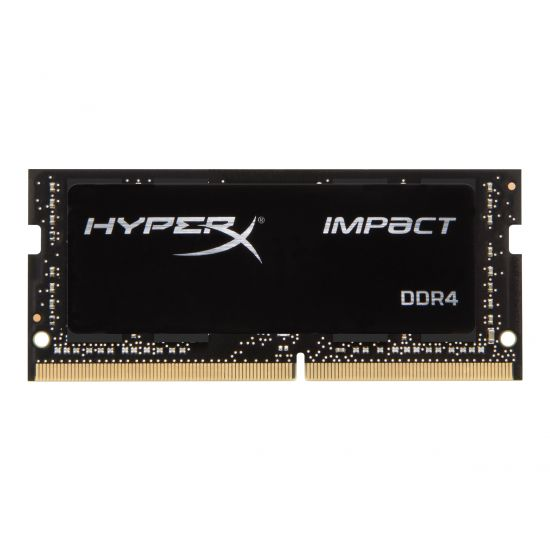 Kingston HyperX Impact &#45 16GB: 2x8GB &#45 DDR4 &#45 2133MHz &#45 SO DIMM 260-PIN - CL13