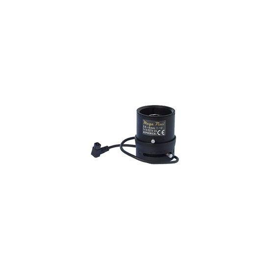 AXIS Megapixel CCTV objektiv - 2.4 mm - 6 mm