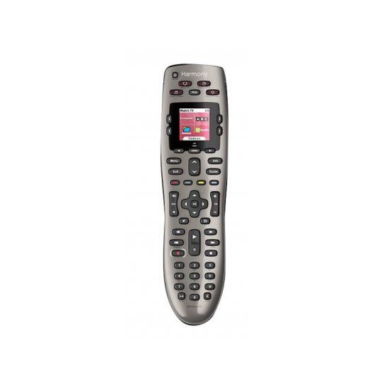 Logitech Harmony 650 Remote - universal fjernstyring