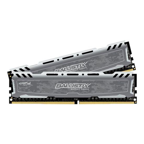 Ballistix Sport LT &#45 16GB: 2x8GB &#45 DDR4 &#45 2400MHz &#45 DIMM 288-PIN - CL16