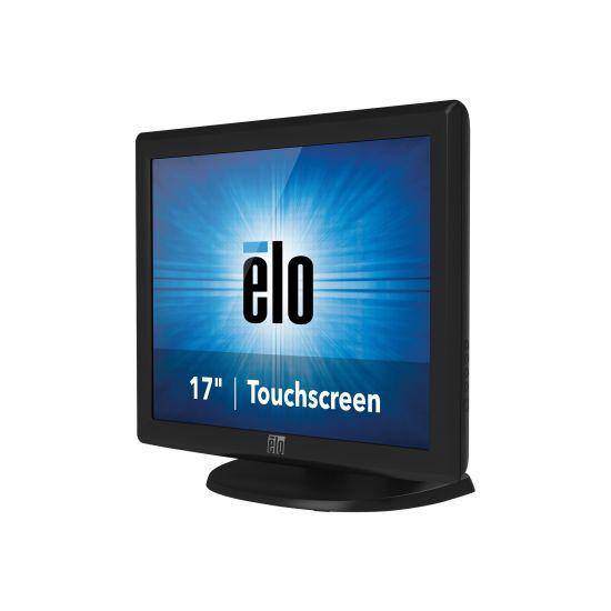 """Elo Desktop Touchmonitors 1715L IntelliTouch &#45 LED-Skærm 17"""" 5ms - 1280x1024 ved 75Hz"""