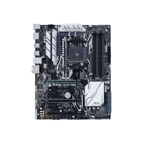 ASUS PRIME X370-PRO - bundkort - ATX - Socket AM4 - AMD X370