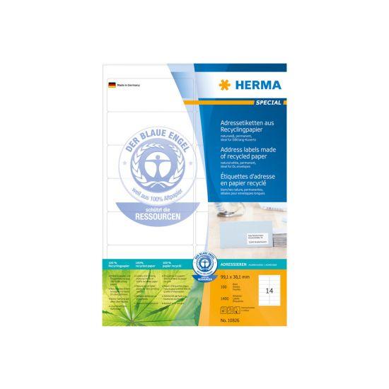 HERMA Special - adresseetiketter - 1400 stk.