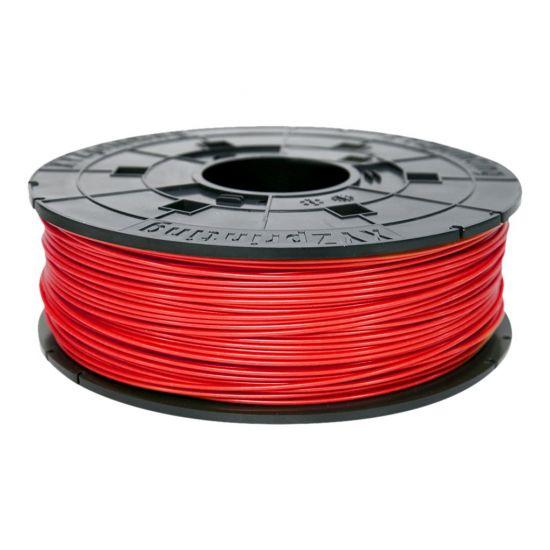XYZprinting - rød - ABS-filament