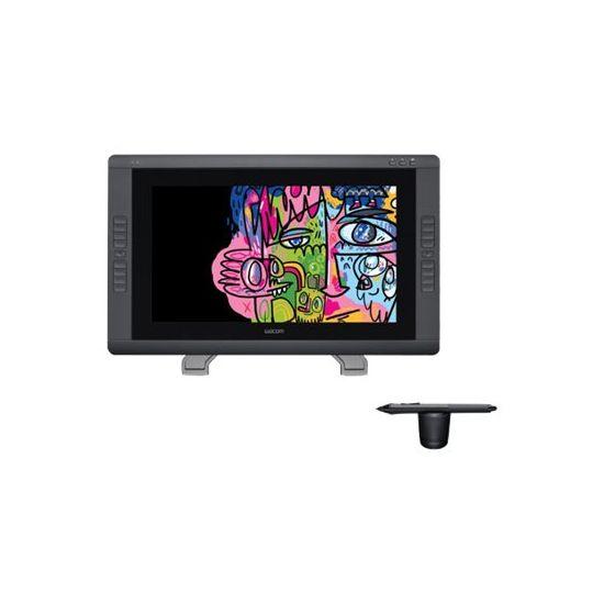 Wacom Cintiq 22HD Touch - digitizer - USB