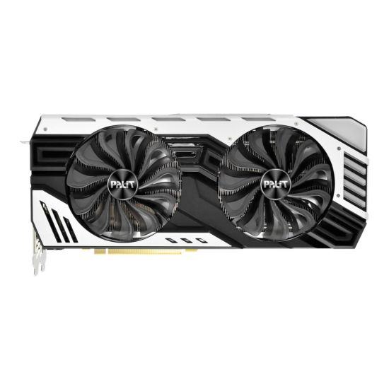Palit GeForce RTX 2080 Super JetStream &#45 NVIDIA RTX2080 &#45 8GB GDDR6 - PCI Express 3.0 x16