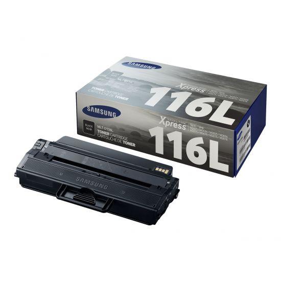 Samsung MLT-D116L - Højtydende - sort - original - tonerpatron (SU828A)