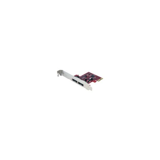 StarTech PCI Express eSATA Card
