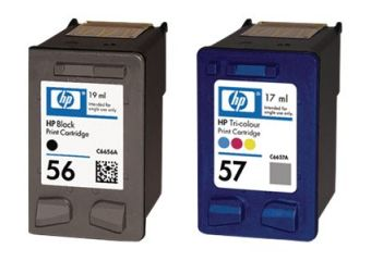 HP 56/57 Combo Pack