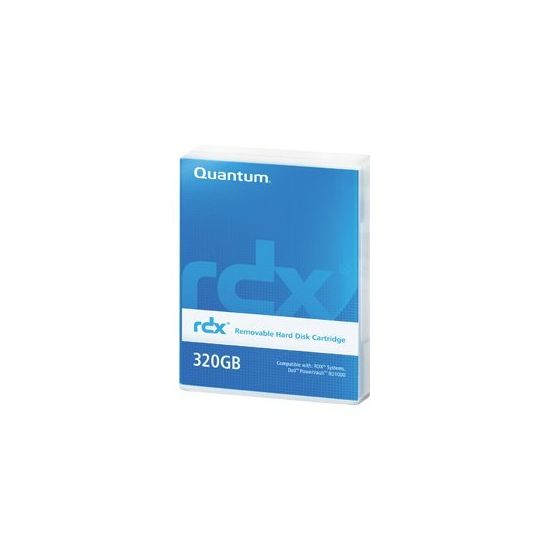 Quantum RDX - RDX x 1 - 1 TB - lagringsmedie