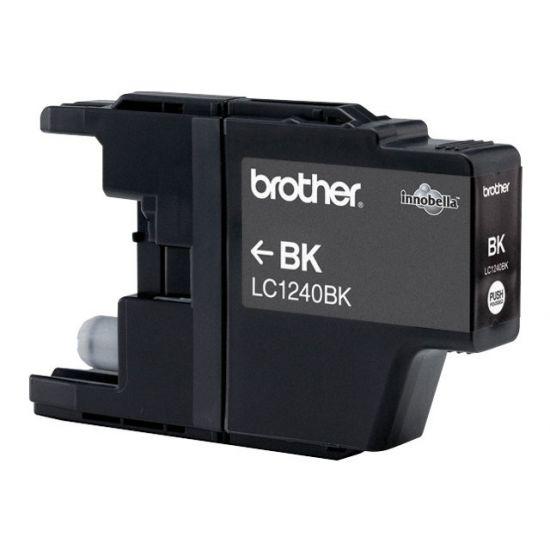 Brother LC1240BK - sort - original - blækpatron