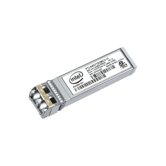 Intel Ethernet SFP+ SR Optics - SFP+ transceiver modul - Gigabit Ethernet, 10 Gigabit Ethernet