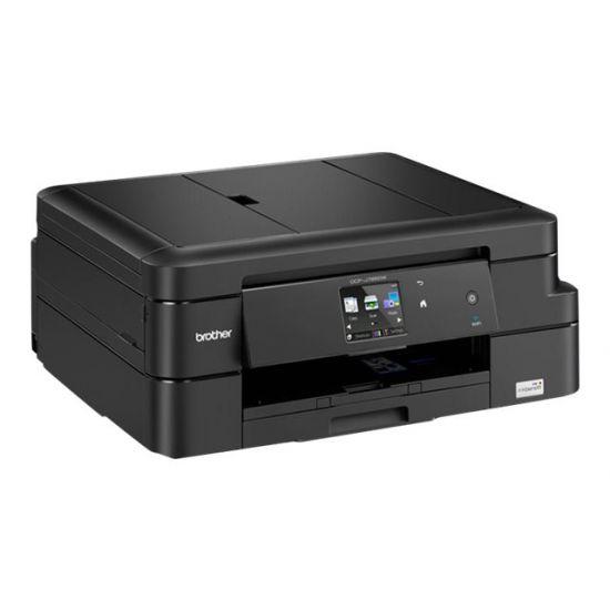 Brother DCP-J785DW - multifunktionsprinter (farve)