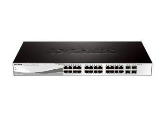 D-Link Web Smart DGS-1210-28