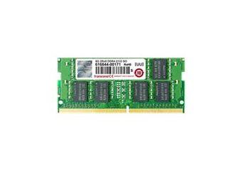 Transcend &#45 16GB &#45 DDR4 &#45 2133MHz &#45 SO DIMM 260-PIN