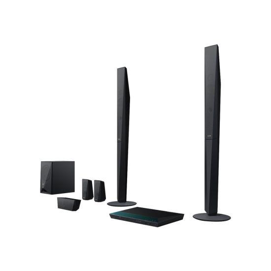 Sony BDV-E4100 - hjemmebiografsystem - 5.1 kanaler