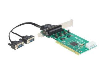 DeLock PCI Card > 2 x Serial RS-232