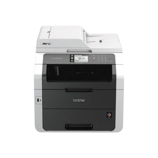 Brother MFC-9330CDW - multifunktionsprinter (farve) Fax/kopimaskine/printer/scanner