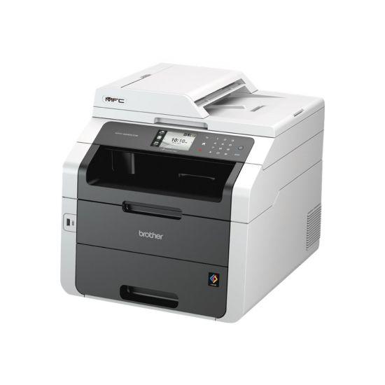 Brother MFC-9330CDW - multifunktionsprinter (farve) Fax/kopimaskine/printer/scanner