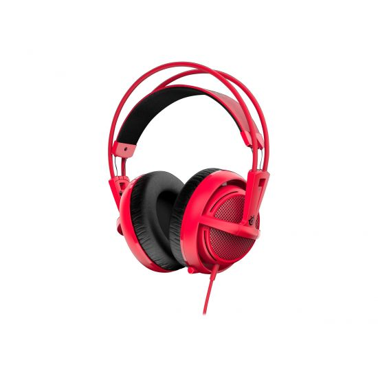 SteelSeries Siberia 200 - Forge Red