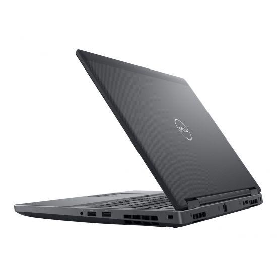 """Dell Precision Mobile Workstation 7530 - 15.6"""" - Core i7 8850H - 16 GB RAM - 512 GB SSD"""